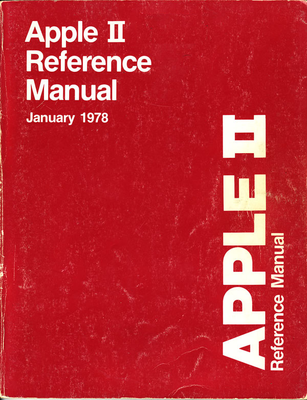 Apple II Red Book