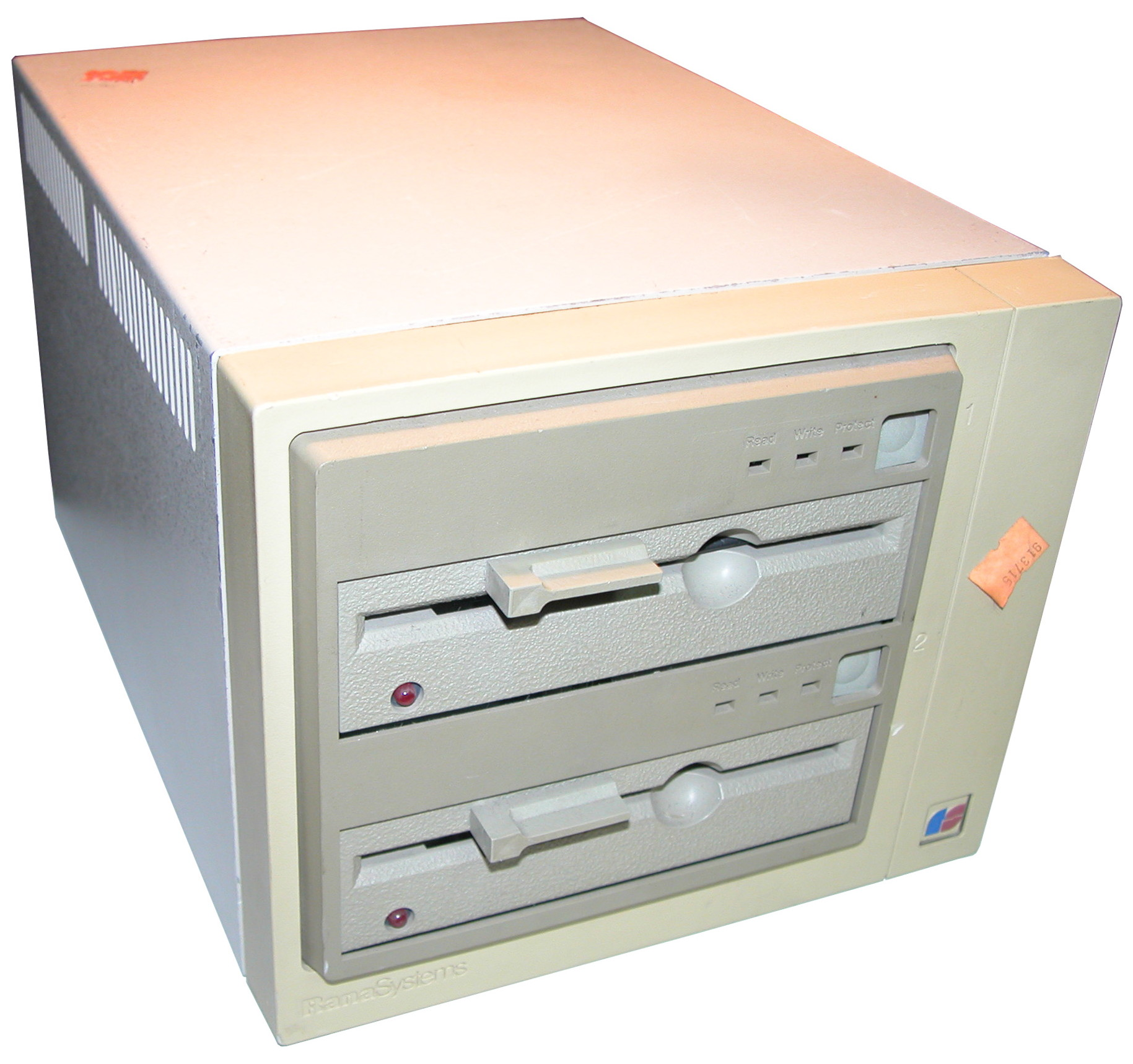 Rana Systems disk drives