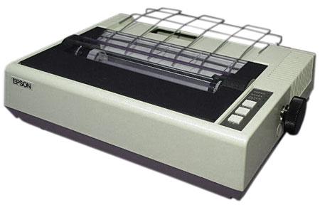 Epson MX-80