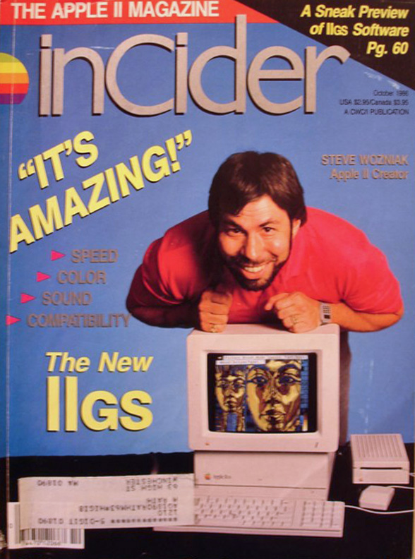 inCider, October 1986