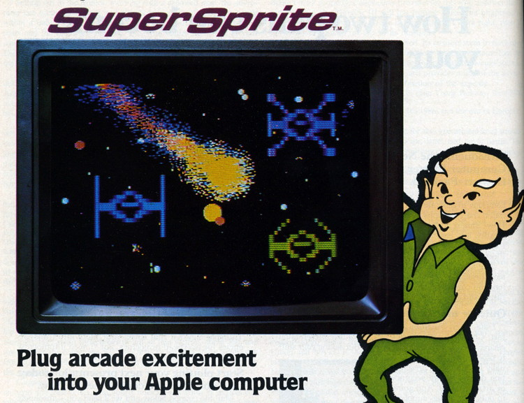 Synetix SuperSprite board