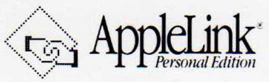 AppleLink Personal Edition logo