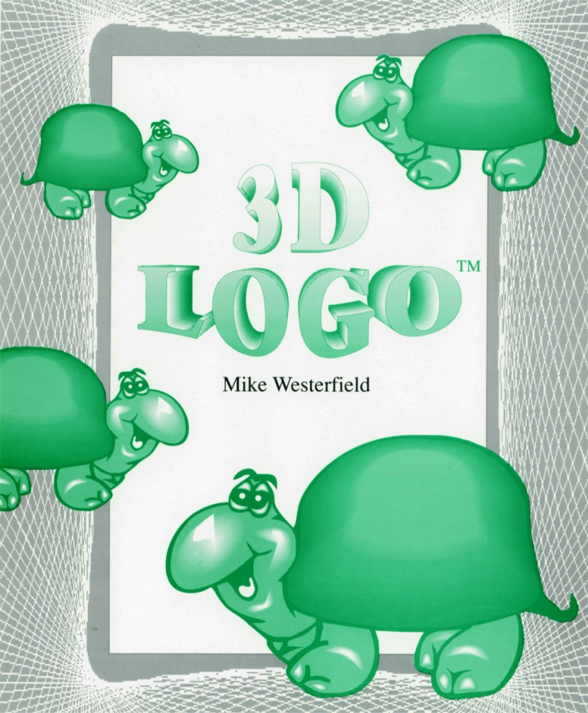 3D Logo manual cover