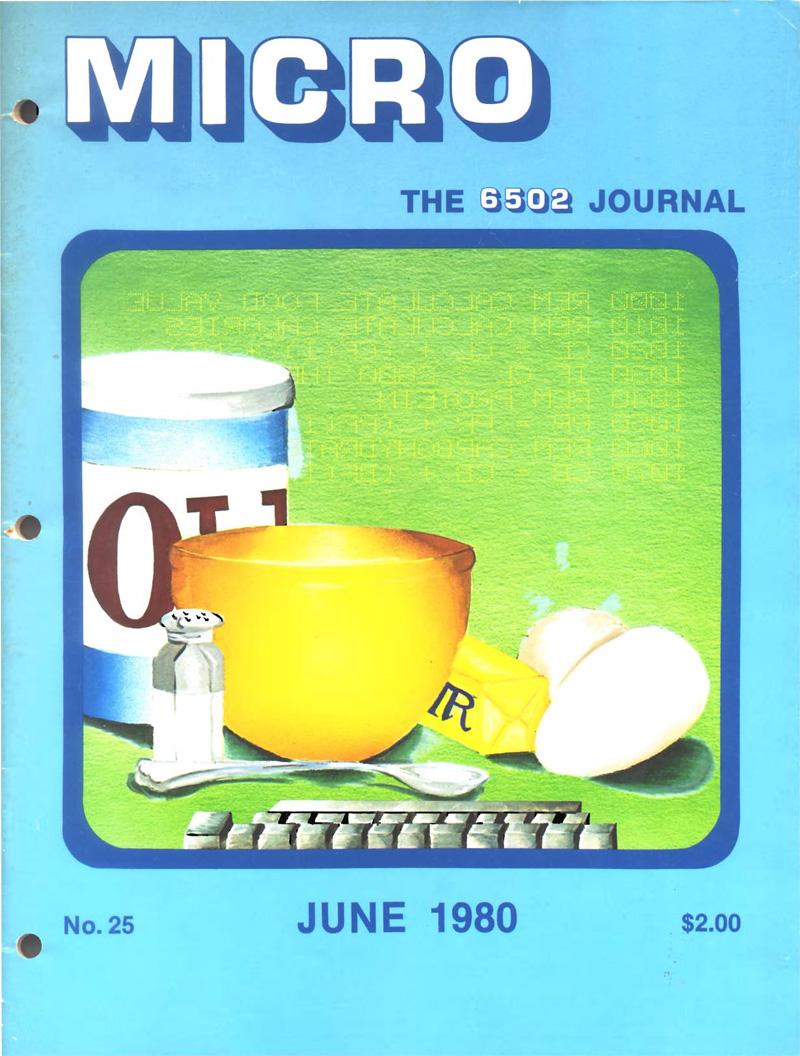Micro, Jun 1980