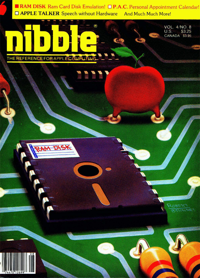 Nibble, Mar 1983