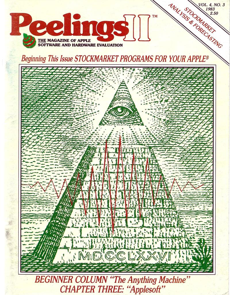 Peelings II, Vol 4, No 3, 1983