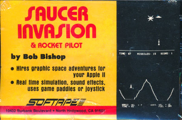 Bob Bishop: Saucer Invasion &amp; Rocket Pilot