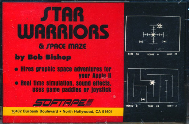 Bishop: Star Warriors