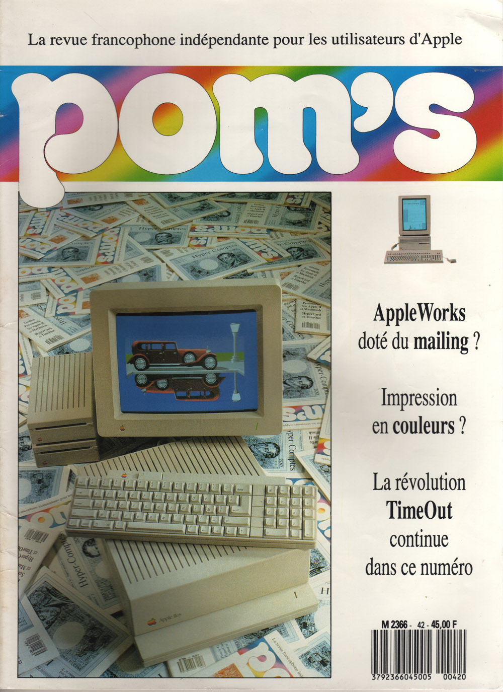 pom's #42, May-Jun 1989