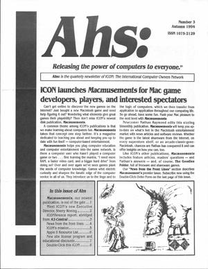 Ahs Autumn 1994