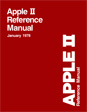Apple II Reference Manual, 30th Anniversary