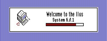 GS/OS 6.0.1 splash screen