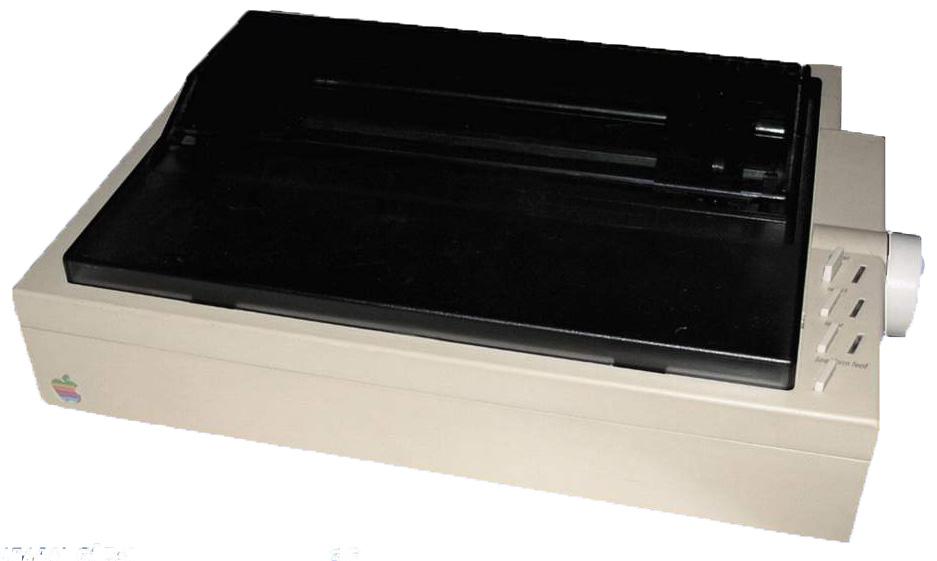 Apple Scribe Printer