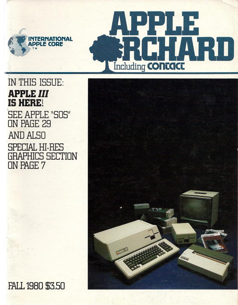 Apple Orchard, Oct 1980