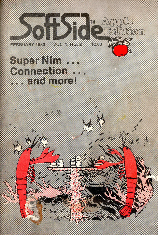 Softside Apple Edition, Feb 1980