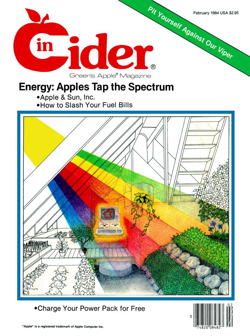 inCider Feb 1984
