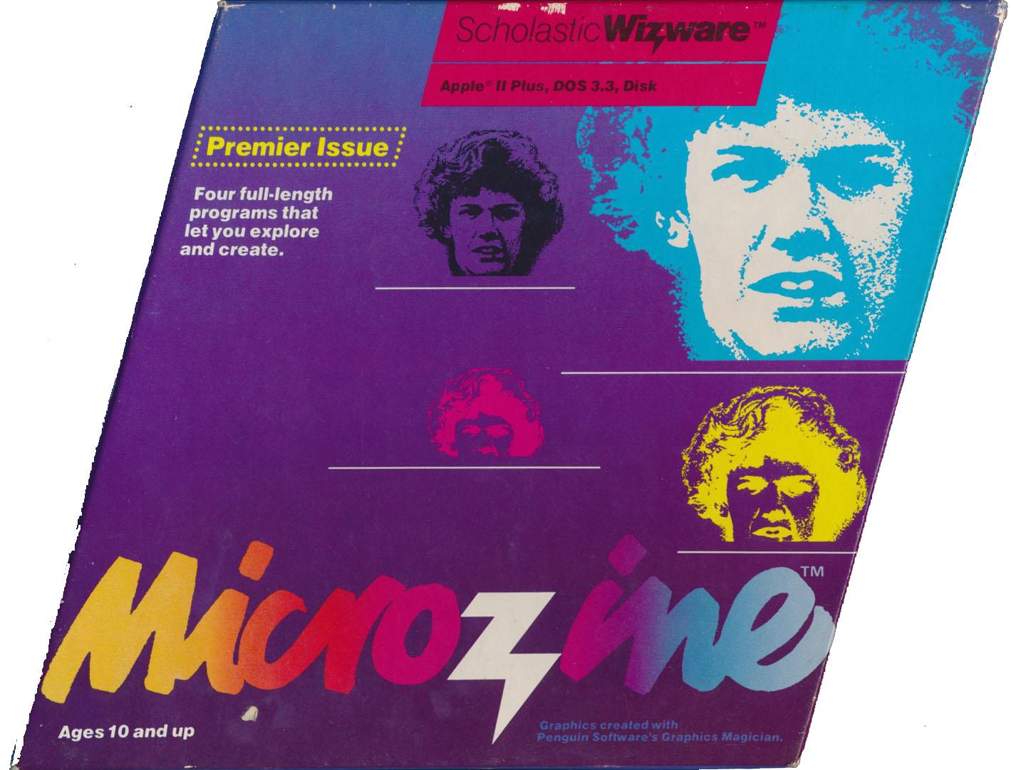 Microzine #1