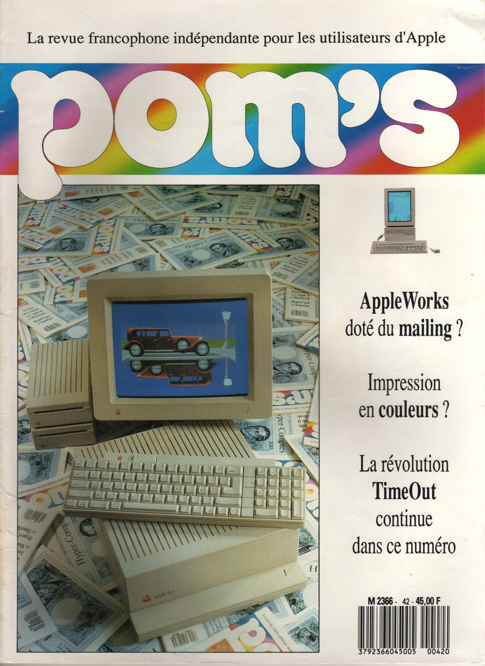 pom's #42, May-Jun 1989